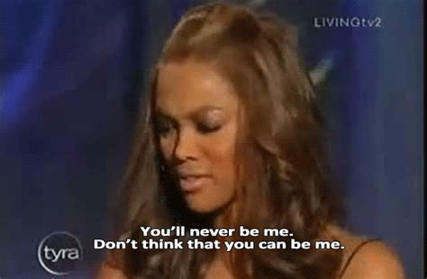 Antm Meme - happy 40th birthday tyra banks a gif wall celebration