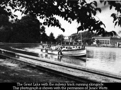 boat ride manchester both lakes were used for boat rides of various kinds