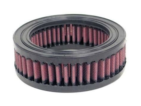 k n air filter for emd vortex air cleaner 25 15 48 revzilla