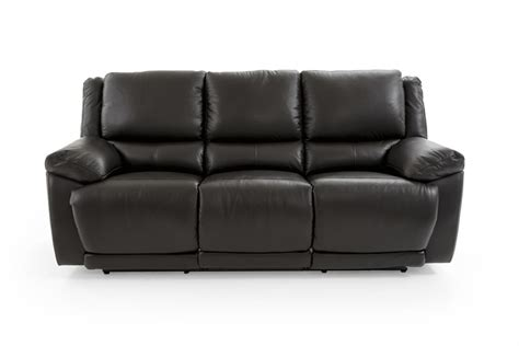 futura leather sofas futura leather e1358 casual electric motion sofa with