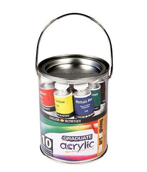 acrylic paint price daler rowney graduate acrylic paint pot buy at