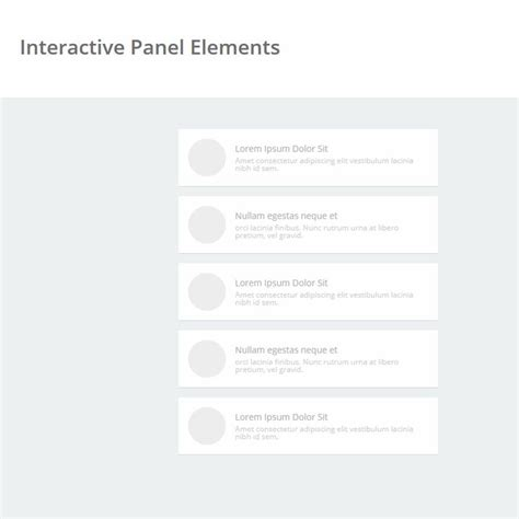 javascript layout panel interactive panel elements coding code css css3 html html5