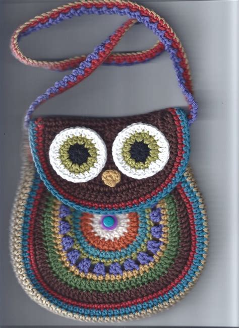 owl tote bag crochet pattern free 17 best images about crochet owls on pinterest owl