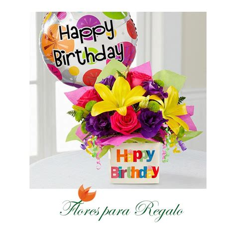 imagenes de cumpleaños de flores flores para cumplea 241 os