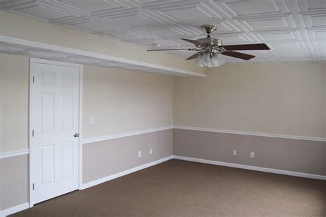 Dropped Soffit Ceiling by 85 Drop Ceiling How To Easily Update Your Tile