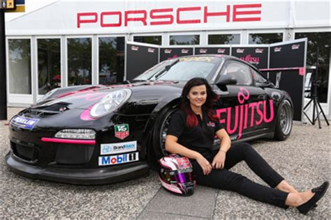 Girls Name Porsche by First Porsche Carrera Cup Female