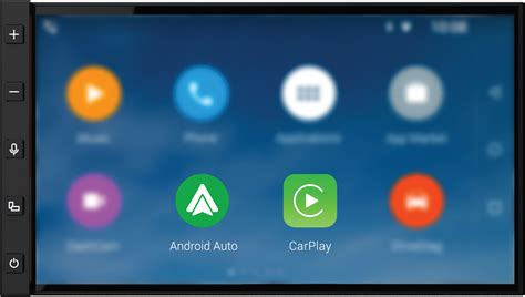 carplay for android ces 2015 parrot automotive project rnb6 the most connected in vehicle infotainment system