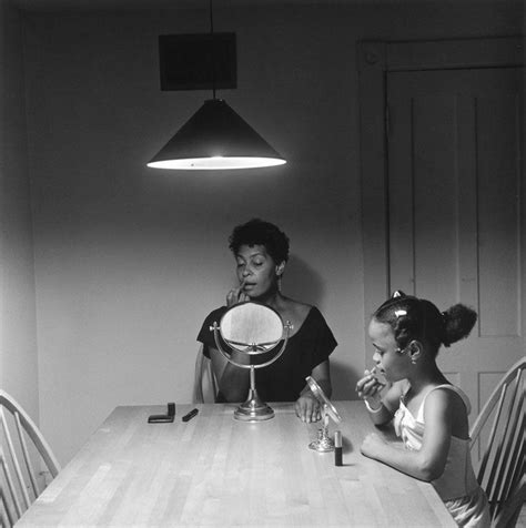 Carrie Mae Weems Kitchen Table Series by 42956f2c752f103e5fe6d23400b114ea F2858 Jpg