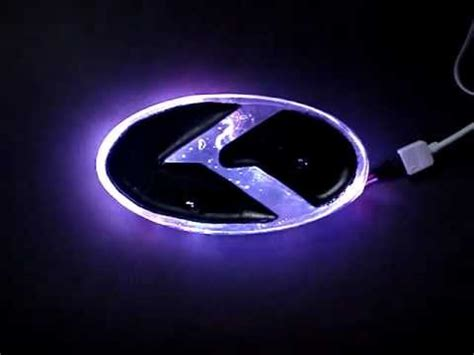 Kia Broken K Badge Exledmall Kia K5 Optima Led Side Repeater 2color 2