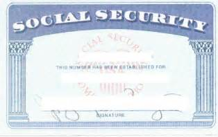 social security card template photoshop social security card template best business template