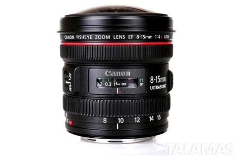 Lensa Canon Fisheye 15mm rental canon ef 8 15mm f 4l fisheye usm lens talamas