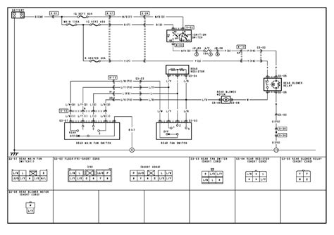 2000 mazda mpv wiring diagram mazda miata diagram mazda