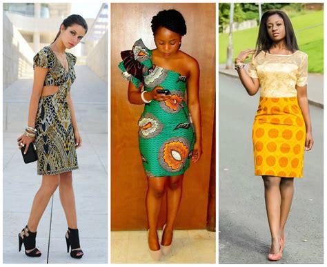 fashion chitenge ankara chitenge cocktail dresses fashionable ladies