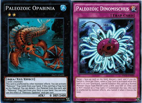 Kartu Yugioh Paleozoic Opabinia 1 the organization state of the meta after the release of vengeance