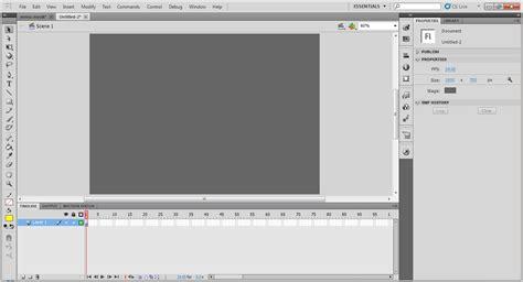 tutorial membuat video pembelajaran dengan flash membuat menu musik animasi media pembelajaran dengan adobe