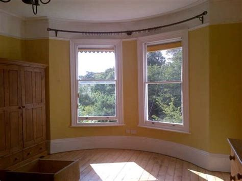 curtains for curved bay windows pinterest the world s catalog of ideas