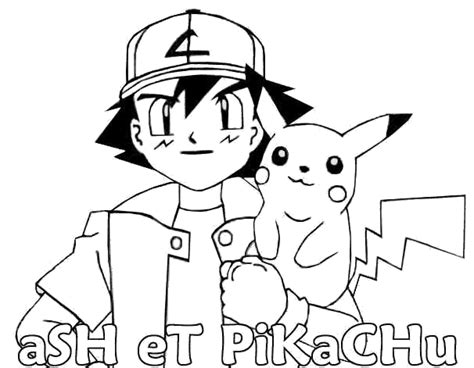 pokemon pikachu coloring pages free cute coloring pages of pikachu and raichu coloring pages