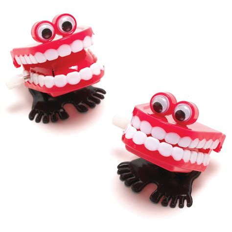 jaw chattering chattering teeth boys toys gifts from crafty crocodiles uk