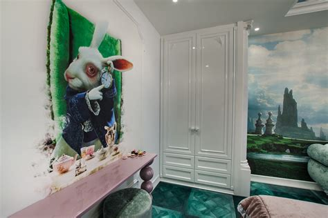 alice in wonderland bedroom wallpaper interior design 2017 alice in wonderland decor