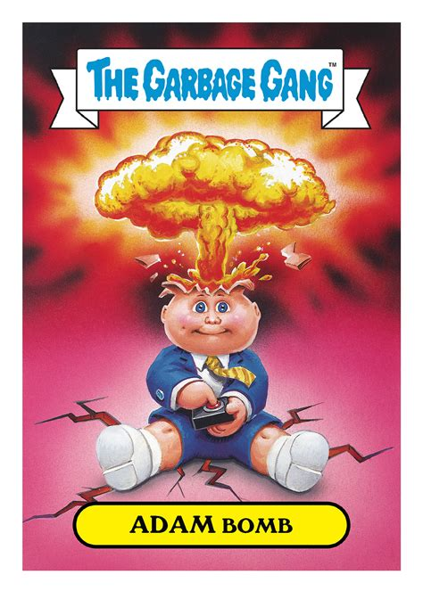 Wwe Wall Stickers garbage pail kids and wacky packages exclusives at san