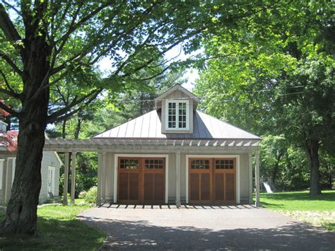 Remodel addition to a carrage house farmhouse garage and shed