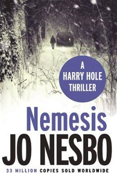 libro the snowman harry hole jo nesbo books in order waterstones