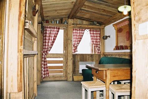 Appartement de charme déco vieux chalet savoyard à Val Thorens   4 personnes