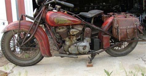 Vfv Motorrad Forum by Indian Chief 1936 Original Paint Colors Quot
