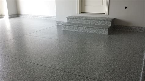 epoxy or urethane coatings for garage floors big red