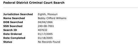 Civil Court Search Universal Background Screening Federal Court Search