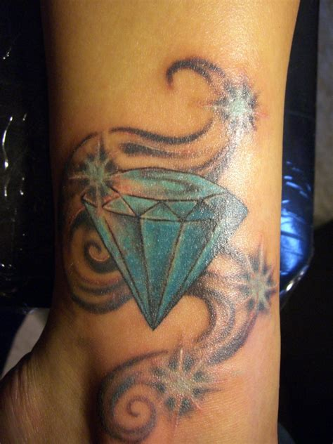 tattoo diamond tattoos designs ideas and meaning tattoos for you