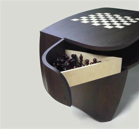 Table Basse échiquier by Table Basse Atelier Helbecque 94 Ile De