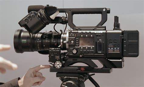 sony f55 workflow nab 2014 all the details about sony s f5 f55