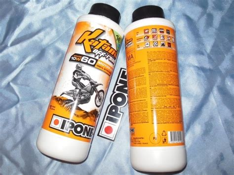 Ipone Katana Road 10w60 1l huile moteur 100 synth 232 se 10w60 ipone katana road 4