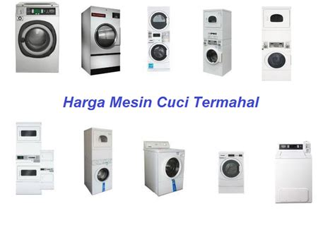 Mesin Cuci Ipso harga mesin cuci dan pengering laundry terbaik termahal