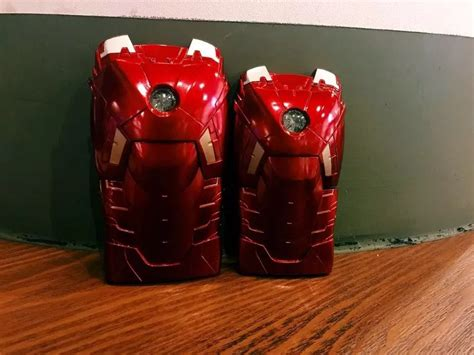 Ironman Softcase 3d Casing Iphone 6 6s A3dip6e 1 ᑎ new version 3d cool ᗗ iron ᗖ ironman ironman armor led flash light