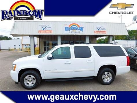 rainbow chevrolet laplace phone number 2009 chevrolet suburban for sale carsforsale