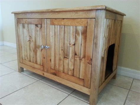 wooden cat toilet litterbox cabinet 25 best ideas about litter boxes on