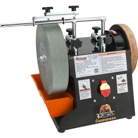 grizzly 10 bench grinder 10 quot grinder kit anniversary edition grizzly industrial