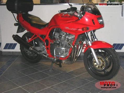 Suzuki Bandit 600 Specs 1997 Suzuki Gsf 600 S Bandit 1997 Specs And Photos