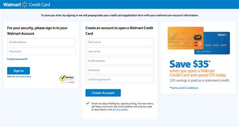 Walmart Credit Card Letter how to apply for the walmart credit card