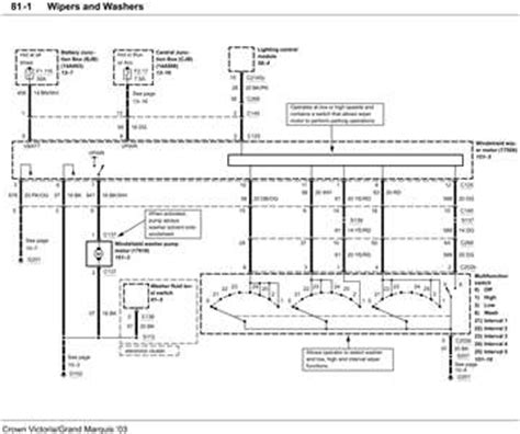renault clio wiper wiring diagram wiring diagram with