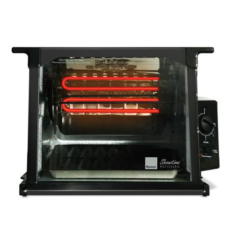ronco 4000 series rotisserie oven st4023ssgen the home depot