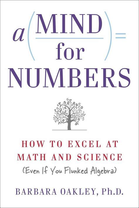 mind for numbers how a mind for numbers an interview with barbara oakley geekmom