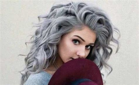 Wedding Hairstyles For Grey Hair by 15 Best Of Hairstyles Grey Hair