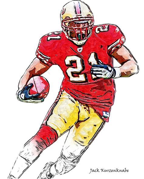 49ers Sketches by San Francisco 49ers Frank View All My Nfl