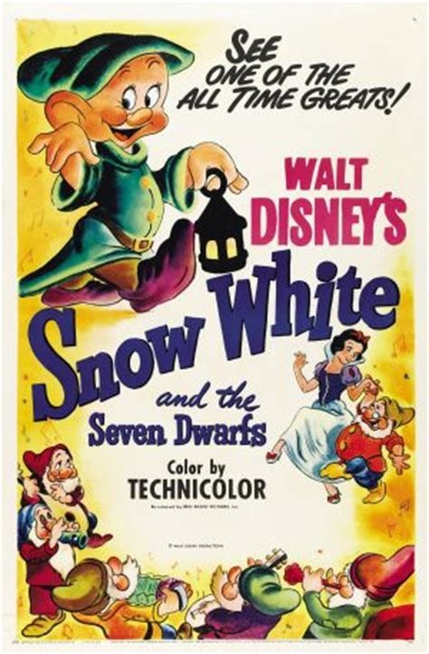 first cartoon film ever made best movie classics ever made snow white and the seven
