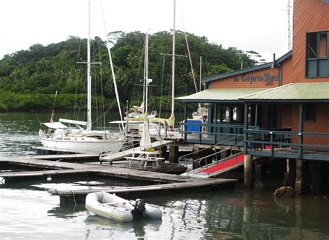 Copra Shed Marina by Welcome To Savusavu Fiji Two At Sea