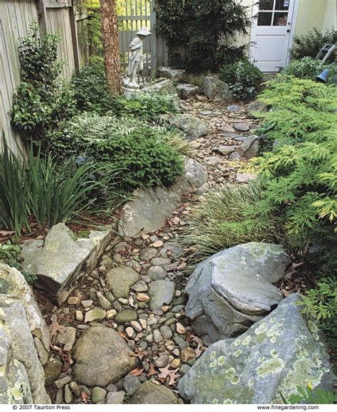 dry stream bed 25 gorgeous dry creek bed design ideas style estate