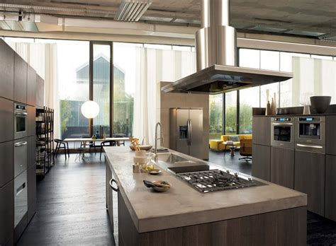 kitchens  large  floor  ceiling windows